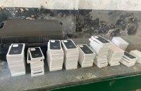 На кордоні з Польщею в українця вилучили понад 60 iPhone 13