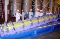 Третий блок ЮУАЭС полностью перейдет на американское топливо