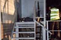 В Киеве дезертир подорвал себя гранатой (обновлено)
