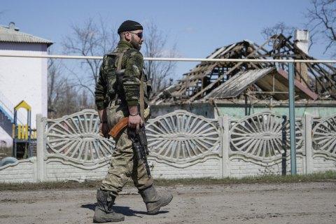 На Донбасі з початку доби спостерігається тиша