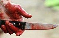 В Киеве на детской площадке зарезали мужчину