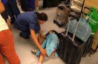 В аэропорту Симферополя застряли сотни пассажиров