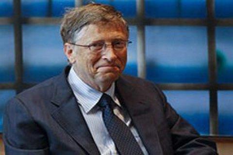 Білл Гейтс пожертвував $4,6 млрд