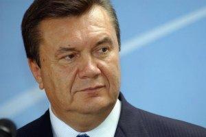 Янукович урезал планы по закупке российского газа