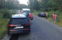Водитель Audi раз пять сказал, что виновен, - свидетель аварии с участием фотографа LB.ua (обновлено)