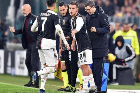 Роналду разозлило решение Сарри его заменить в середине матча и он покинул стадион до завершения игры