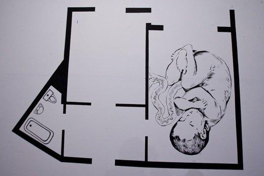Микита Кадан, «Продажні». Робота з виставки «Українське тіло»