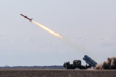 """Украина успешно испытала ракетный комплекс """"Нептун"""""""