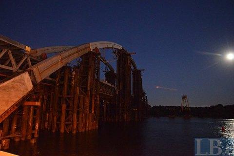На достройку Подольского моста в Киеве нужно 9 млрд гривен