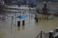 ГосЧС ожидает сегодня паводки на реках Закарпатья и Карпат