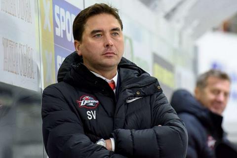 Главный тренер сборной Украины по хоккею подал в отставку