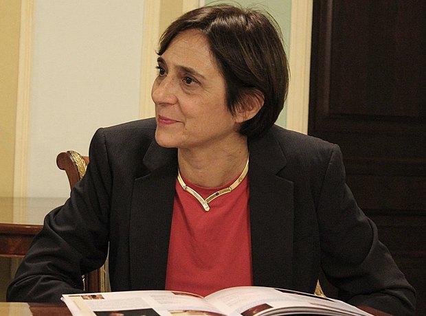 Анна Пасторе, директорка Італійського інституту культури у Києві