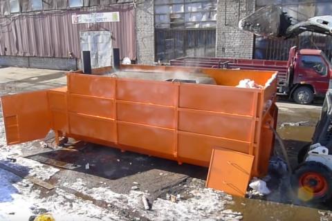 Київ купив дві снігоплавильні машини