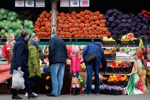 У Київській області відновили роботу 13 продуктових ринків
