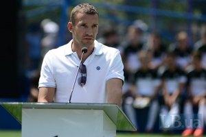 Андрій Шевченко відкрив футбольний стадіон