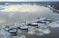 Вода на украинском участке Дуная поднимется в результате активного таяния снегов в Европе, - МЧС