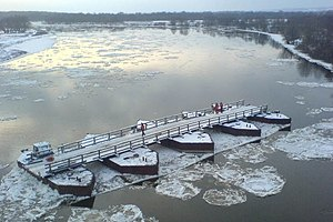 В Одесскую область отправили ледокол