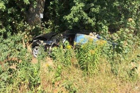 Автомобиль изкортежа львовского предпринимателя Дыминского попал всмертельное ДТП