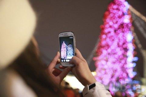 КГГА с 24 ноября ограничит движение в центре столицы в связи с подготовкой к Новому году