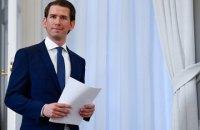 Парламент Австрии выразил недоверие канцлеру Курцу и его правительству