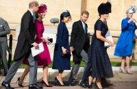 Принц Вільям відкинув звинувачення в расизмі на адресу королівської родини