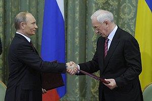 90% соглашения по ЗСТ с ЕС согласованы, Украина готова к компромиссу, - Азаров