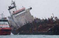 Біля берегів Гонконгу під час дозаправки загорівся танкер, є жертви