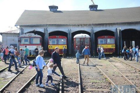 В словацком Кошице открылась выставка локомотивной техники Rušňoparada