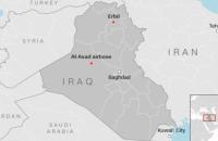 Іран обстріляв ракетами військових США в Іраку