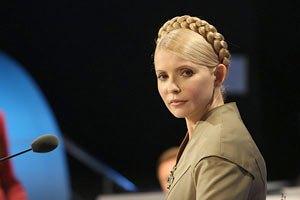 """""""Батьківщина"""" оскаржила відмову суду з реєстрації Тимошенко"""