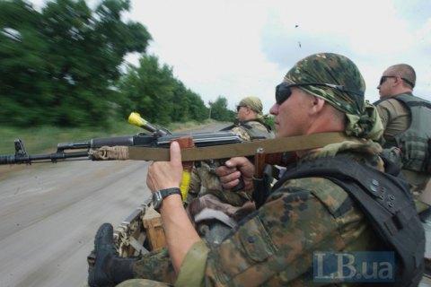 На Донбассе за день зафиксировано 5 обстрелов