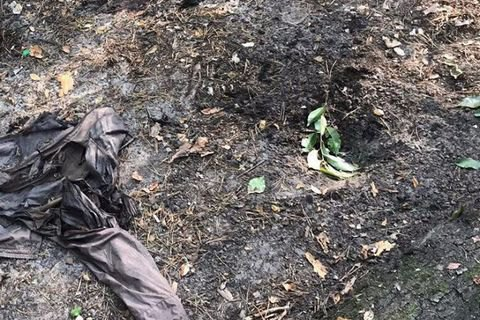 Чоловік підірвав себе гранатою в Києві