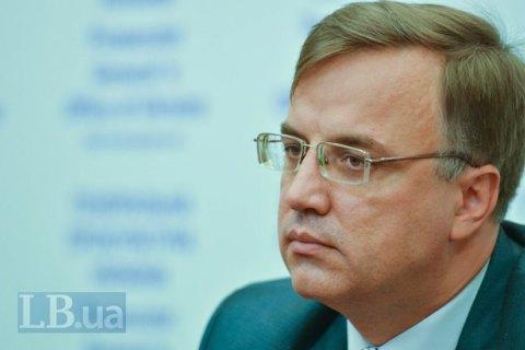 Севрука звільнено з посади першого заступника генпрокурора