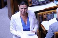 Богословская обещает новые документы по газовым контрактам Тимошенко