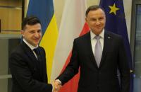 Президент Польши посетит Украину 12-13 октября