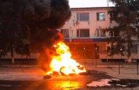 В Каховке из-за убийства 26-летнего парня начались массовые акции протеста