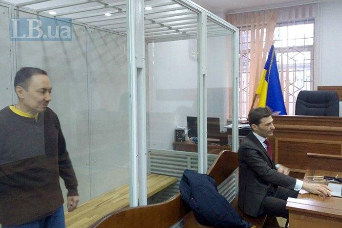 Адвокат Олег Веремеенко