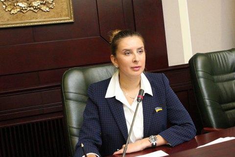 В кабінеті голови Київської облради Старикової провели обшук
