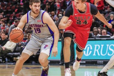 Михайлюк вновь побил личный рекорд результативности в НБА