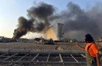 Вибух у Бейруті пов'язують із судном російського бізнесмена