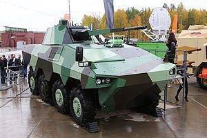 Франція призупинила спільну з РФ розробку БМП