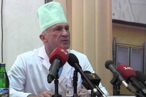 Головний хірург військового госпіталю у Львові прийшов на операцію п'яним