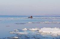 В Одеській області крижина з дітьми відпливла на 500 м від берега
