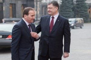 Швеція сім років даватиме Україні по €25 млн