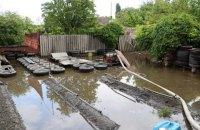 У Дніпрі досі підтоплено 21 приватний будинок та 100 подвір'їв