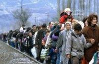 Ізраїль зупинить потік сирійських біженців, - Міноборони