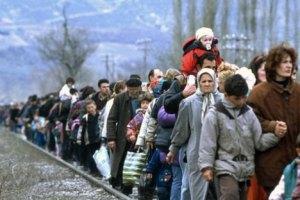 Израиль остановит поток сирийских беженцев, - Минобороны
