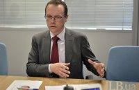 Бывший еврокомиссар не будет продлевать контракт на посту бизнес-омбудсмена в Украине