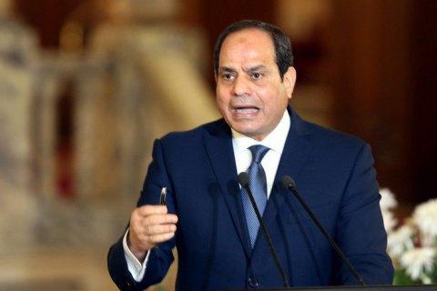 Ас-Сісі перемагає на виборах президента Єгипту з результатом 92%