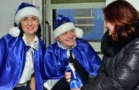 Более 17 тыс. пассажиров встретят Новый год в поезде